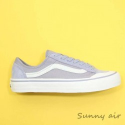 VANS Low Top Shoes Light Purple