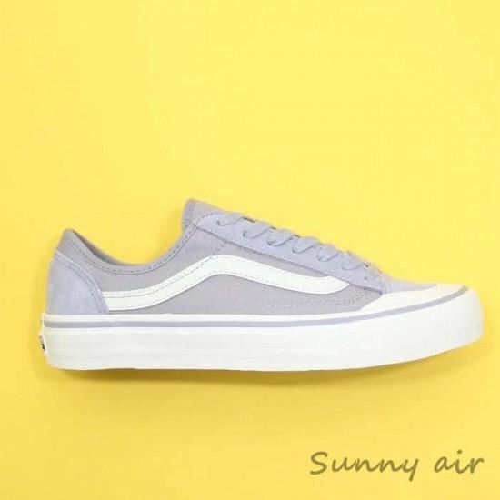 VANS Low Top Shoes Light Purple
