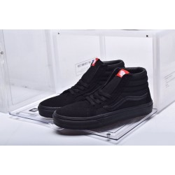 Vans Men Shoes Bryan Iguchi UltraRange MTE Hi Gore-Tex Black/Gum
