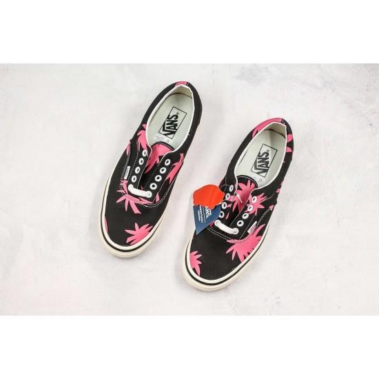VANS Era 95 DX Maple Leaf Print Casual Sneakers Women