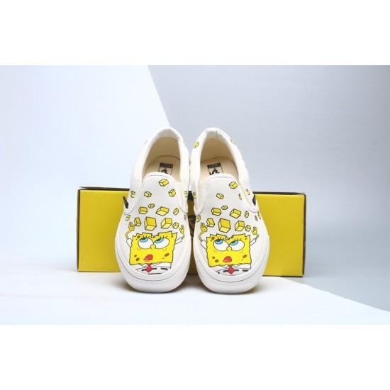 Vans Vault Spongebob OG Classic Slip On
