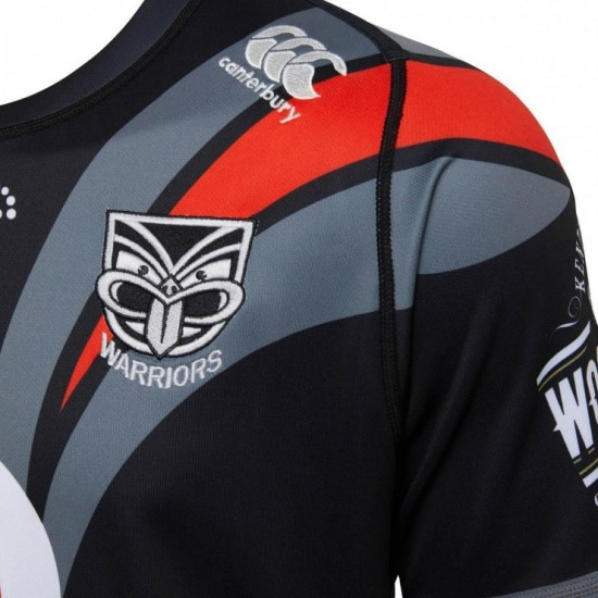 New Zealand Warriors 2020 Men's Away Jersey