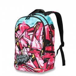 Graffiti the backstreet style backpack