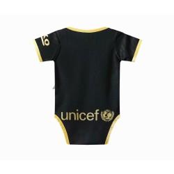 Barcelona Home Baby Jersey 2020-21 Black