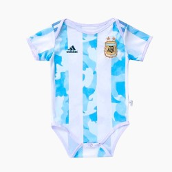 Argentina Home Baby Jersey 2020-21