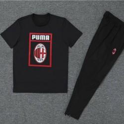 Ac Milan 2019/2020 Men T-Shirt Set