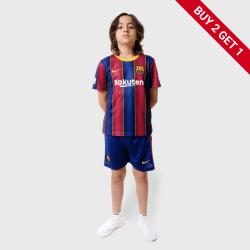 BARCELONA 2020/2021 KIDS Home KIT