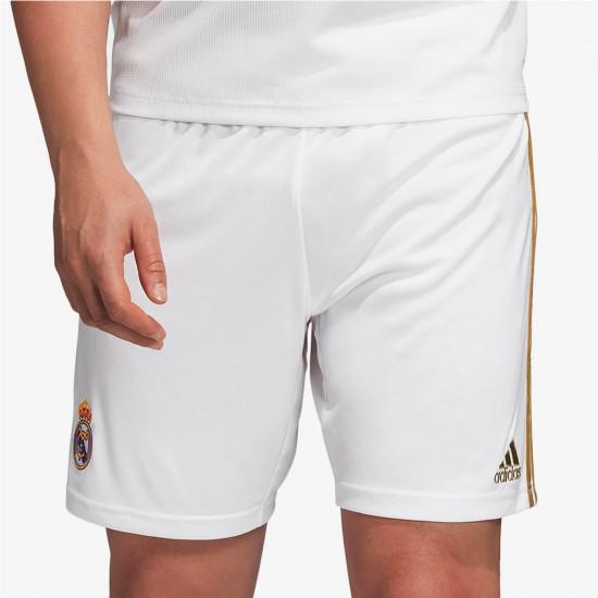 Real Madrid short home season 2019-20 white