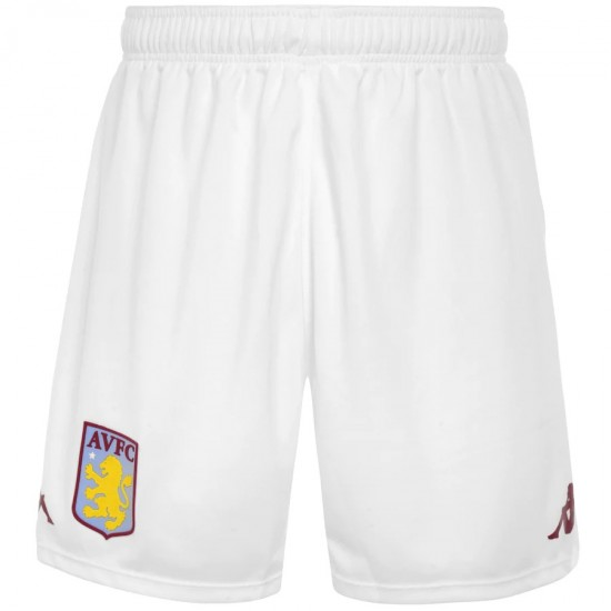 Aston Villa Home Shorts 2020 2021