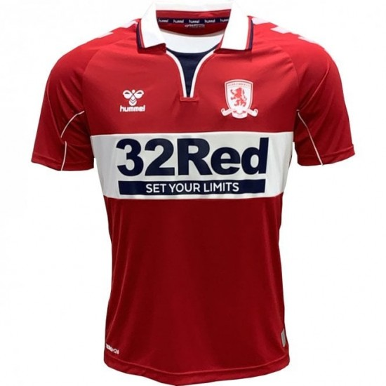 Middlesbrough Home Jersey 2020 2021