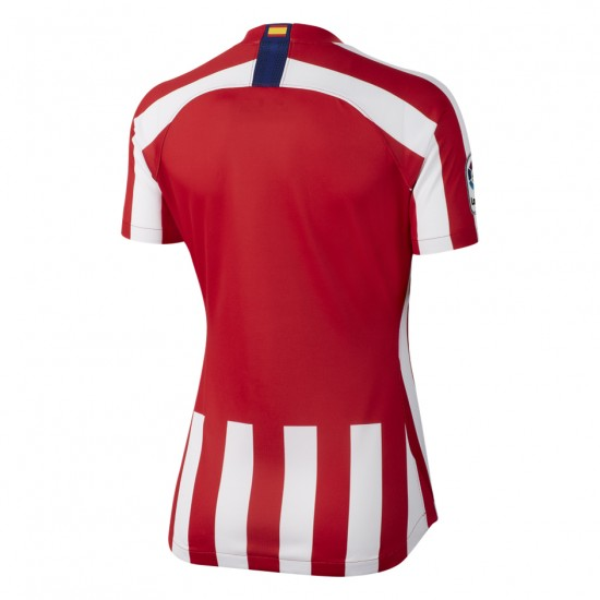 Atlético de Madrid Home Stadium Jersey 2019-20 - Womens