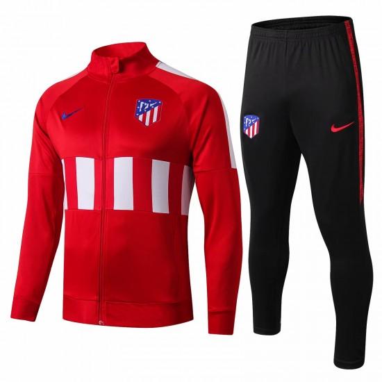 Atlético de Madrid Strike Training Red Tracksuit 2019-20