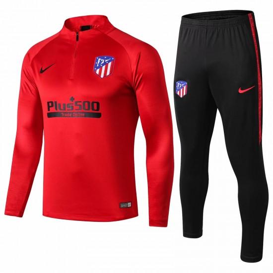 Atlético de Madrid Technical Training Soccer Tracksuit 2019-20