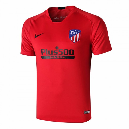 Atlético de Madrid Strike Training Top Red Jersey