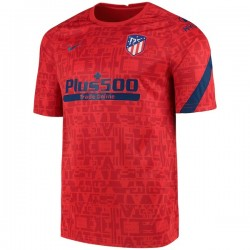 Atlético De Madrid Breathe Training Top Red 2020 2021