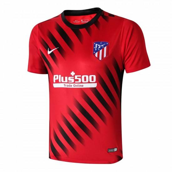 Atlético de Madrid Pre Match Top Red Jersey