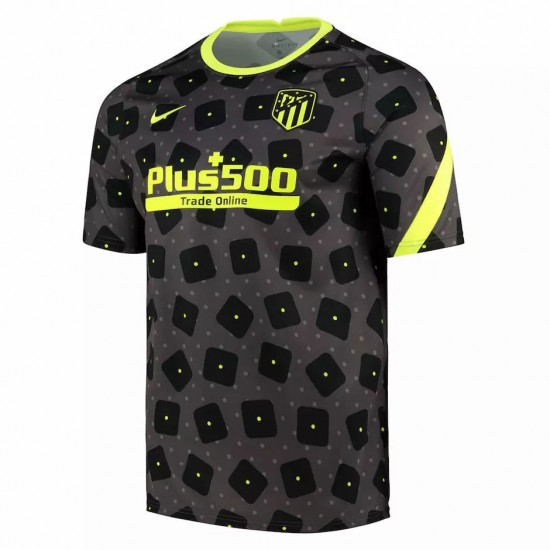 Atletico Madrid Training Jersey Grey 2020 2021