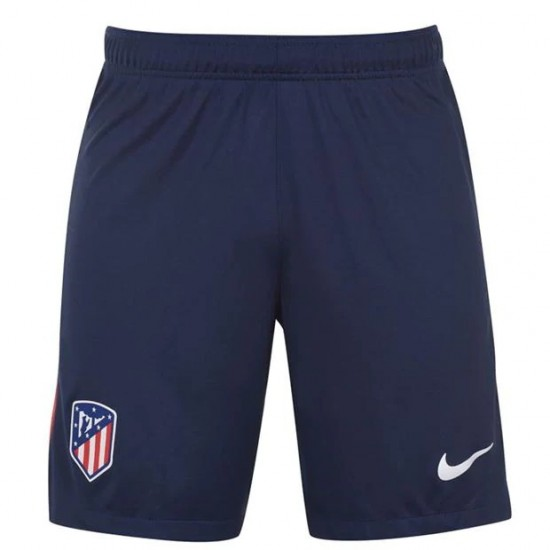 Atletico Madrid Home Shorts 2020 2021