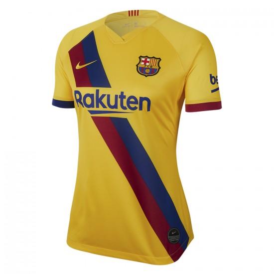 Barcelona 2019 2020 Away Jersey - Women