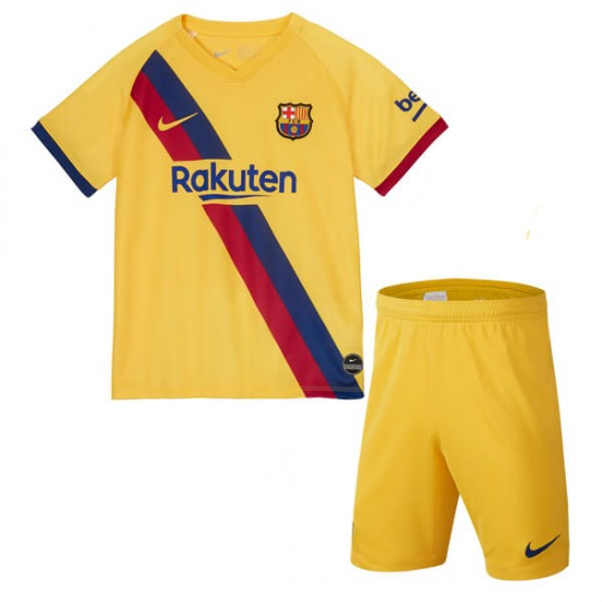 Barcelona Away Kit 2019 2020 - Kids