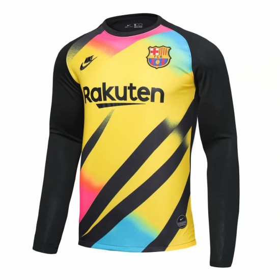 FC Barcelona 2019-2020 Stadium Goalkeeper Jersey