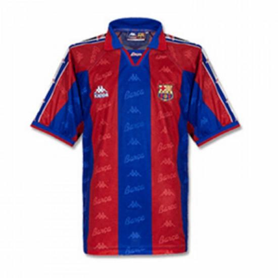 Barcelona Home Retro Jersey 1995/1996