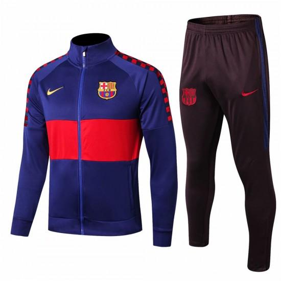 FC Barcelona Presentation Soccer Tracksuit 2019-20