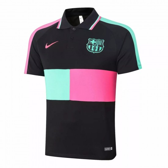 FC Barcelona Colourful Polo Shirt 2020