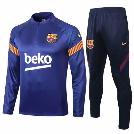 FC Barcelona Soccer Training Technical Tracksuit 2020
