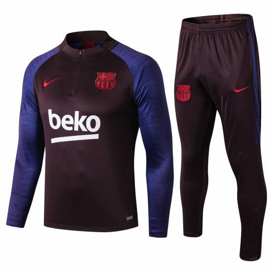 FC Barcelona Training Technical Soccer Tracksuit 2019-20