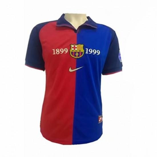 Barcelona 100th Anniversary Retro Jersey