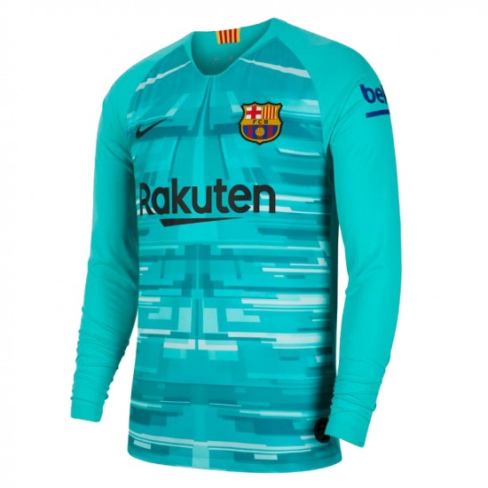 FC Barcelona 2019-20 Goalkeeper Jersey