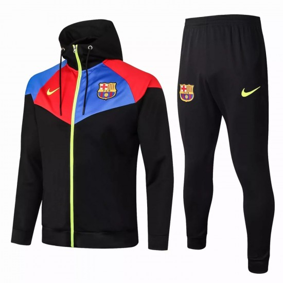 FC Barcelona Presentation Soccer Tracksuit 2020 2021