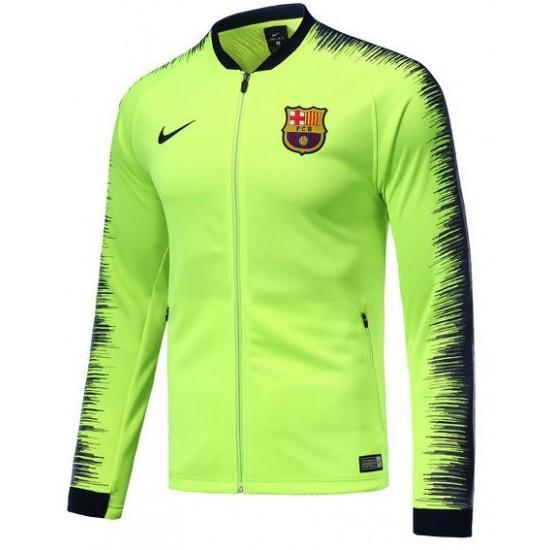 FC Barcelona 2018/19 Anthem Full-Zip Jacket – Green