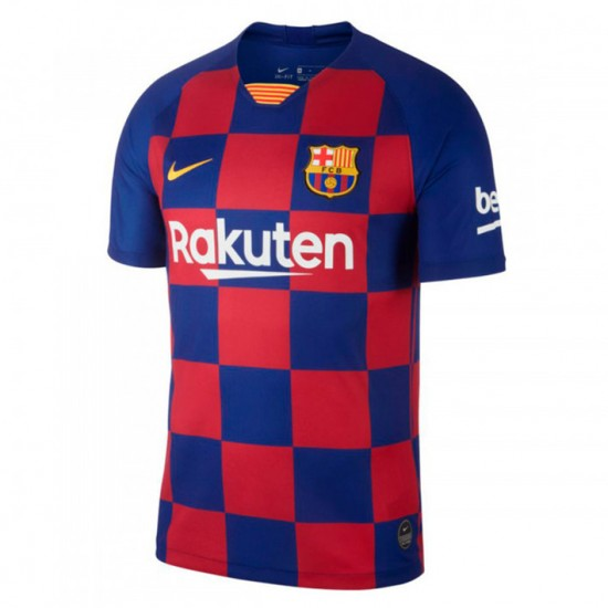 FC Barcelona 2019/20 Nike Stadium Home Jersey