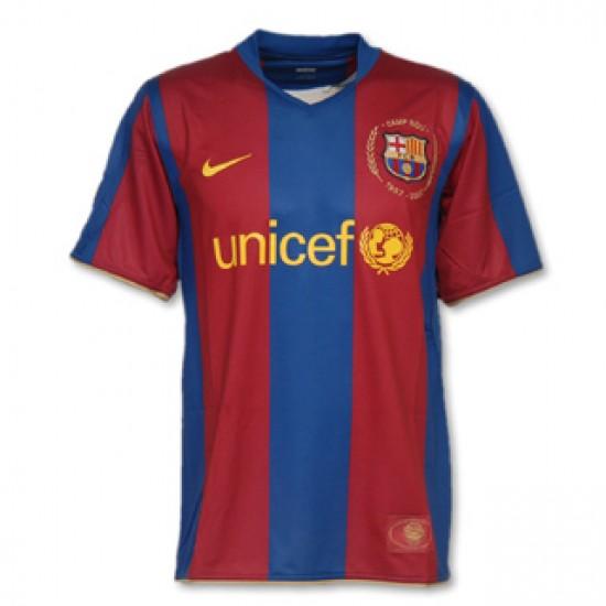 Barcelona 50th Anniversary Retro Jersey