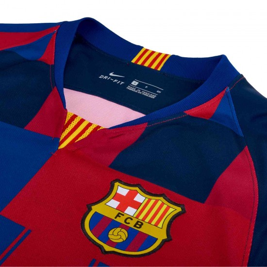 Barcelona 20th Anniversary Home Jersey