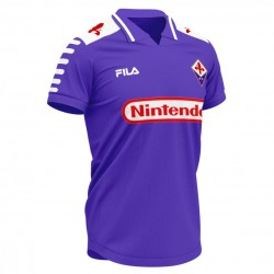 Fiorentina Home Retro Jersey 1998