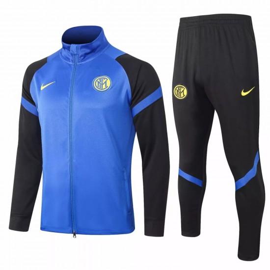 Inter Milan Presentation Training Soccer Tracksuit 2020