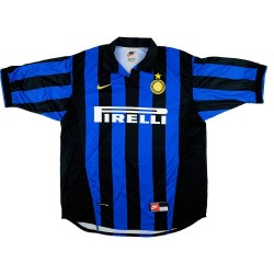 Inter Milan Home Retro Jersey 1998-99