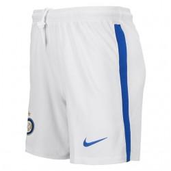 Inter Milan Away White Shorts 2020 2021