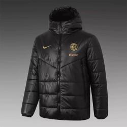 Inter Milan Training Winter Jacket Black 2020 2021