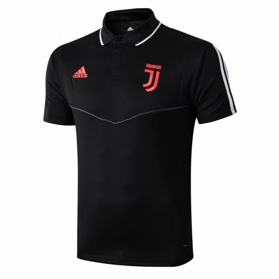 Juventus Black Presentation Polo Shirt 2019/20
