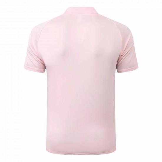 Adidas Juventus Pink Polo Shirt 2020