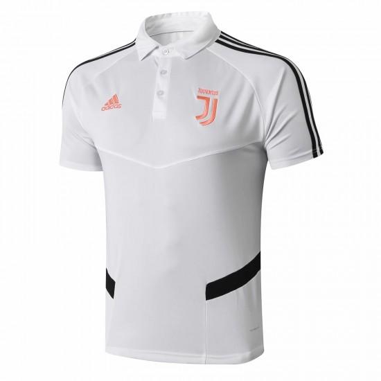 Juventus White Presentation Polo 2019/20