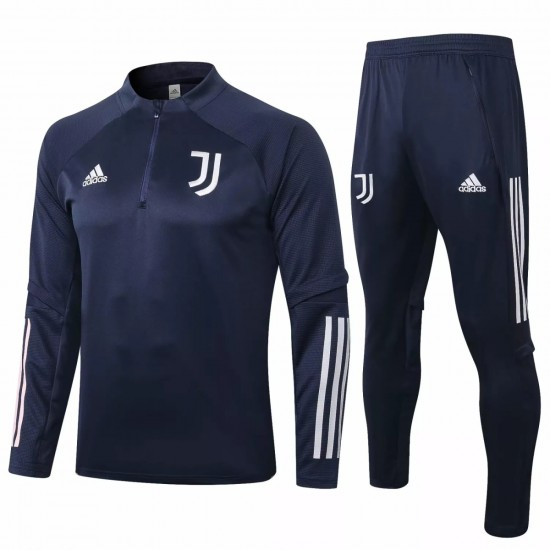 Juventus Soccer Technical Training Navy Tracksuit 2020
