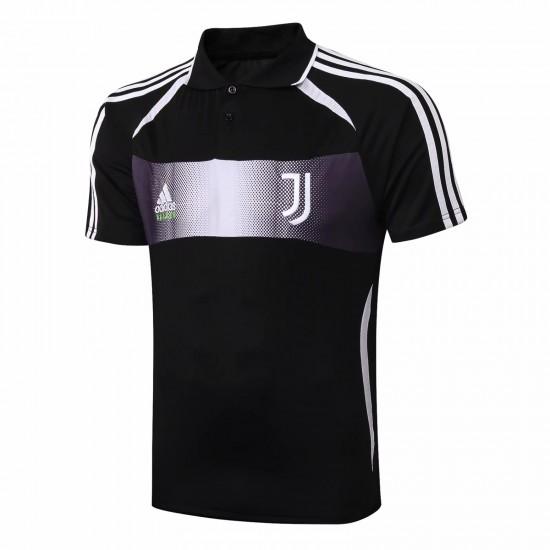 Juventus X Palace Black Polo 2019 2020