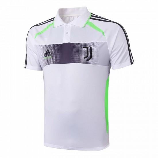 Juventus X Palace White Polo 2019 2020