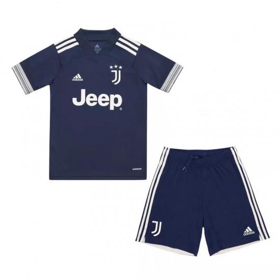 Juventus Away Kids Kit 2020 2021