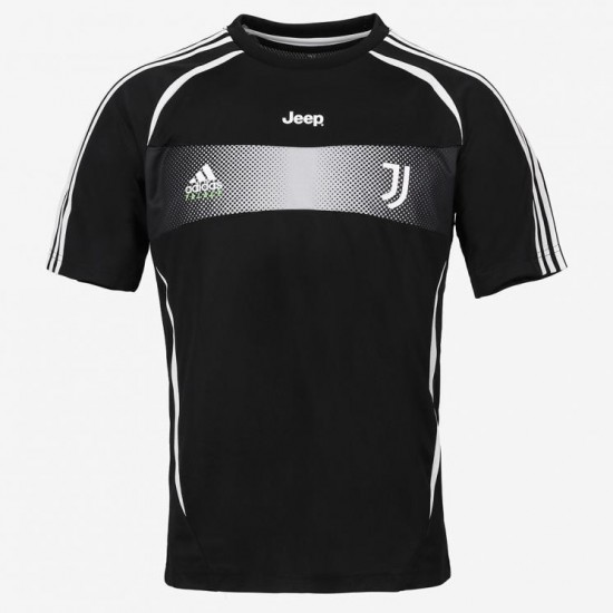 Juventus Palace Black Shirt 2020